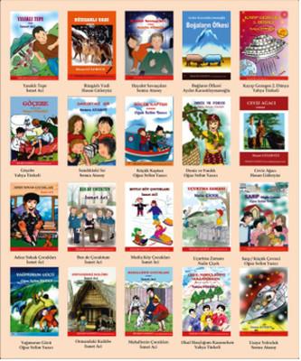 Özgün Çocuk Romanları - 20 Kitap Takım