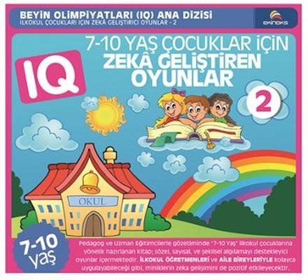 7-10 Yaş  Çocuklar İçin Zeka Geliştiren Oyunlar 2