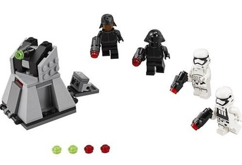 Lego Star Wars TM F O Battle Pack 75132