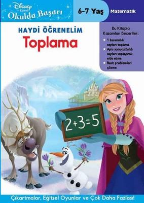 Disney Okulda Başarı Serisi 29 - Karlar Ülkesi Toplama