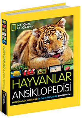National Geographic Kids - Hayvanlar Ansiklopedisi