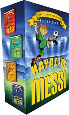 Hayalim Messi Seti - 4 Kitap Kutulu