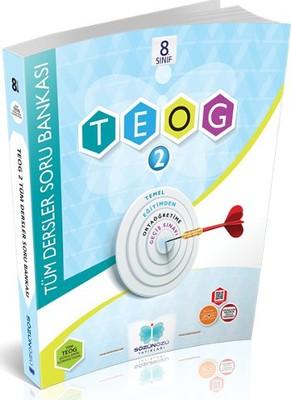Sözün Özü  8.Sınıf TEOG 2 Tüm Dersler Soru Bankası 2016
