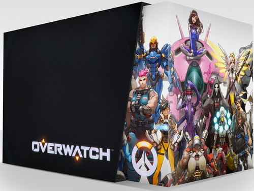 Overwatch Collector Edition XBOX ONE