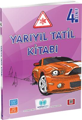 Sözün Özü Yayınları 4.Sınıf Yarıyıl Tatil Kitabı - 2016