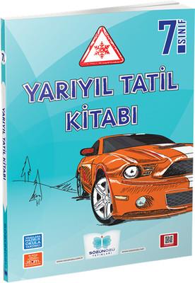 Sözün Özü Yayınları 7.Sınıf Yarıyıl Tatil Kitabı - 2016