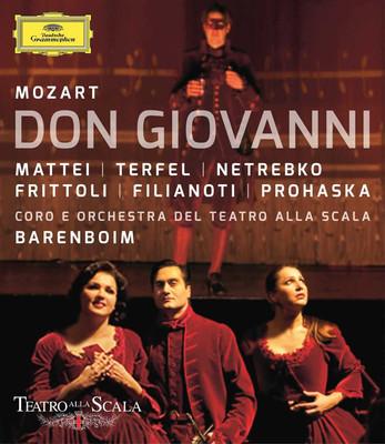 Mozart: Don Giovanni [Bryn Terfel,Anna Prohaska,Coro E Orchestra Del Teatro Alla Scala...]