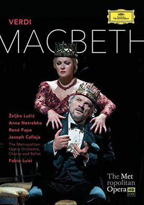 Verdi: Macbeth [Rene Pape, The Metropolitan Opera Orchestra And Chorus, Fabio Luisi]
