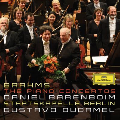 Brahms: The Piano Concertos [Staatskapelle Berlin, Gustavo Dudamel]