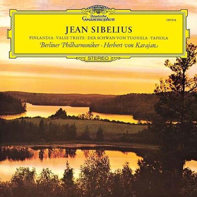 Sibelius: Finlandia, Valse Triste, The Swan Of Tuonela [180 Gr+ Mp3 Download Voucher]