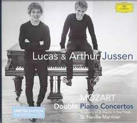 Mozart: Double Piano Concertos [Academy Of St Martin In The Fields, Neville Marriner]