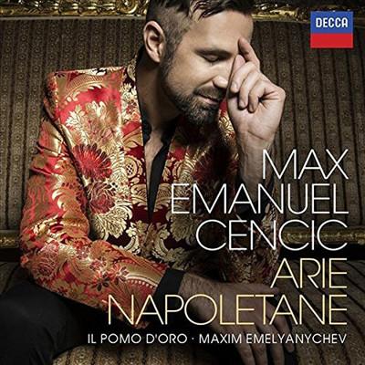 Arie Napolitane [Il Pomo D'Oro, Maxim Emelyanychev]