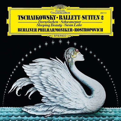 Tchaikovsky: Ballet Suites II - Swan Lake, Sleeping Beauty [180 Gr+ Mp3 Download Voucher]