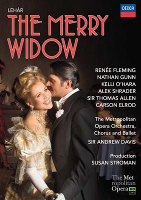 Lehar: The Merry Widow [Nathan Gunn, The Metropolitan Opera Orchestra...]