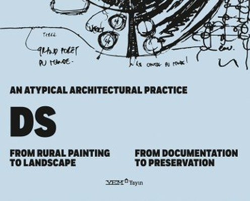 An Atypical Architectural Pratice Ds: From Rural Painting To Landscape