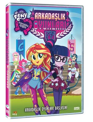 My Little Pony Equestria Girls Friendship Games - Arkadaslik Oyunlari