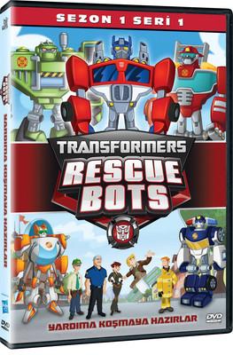 Transformers Rescue Bots Sezon 1 Seri 1