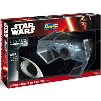Revell Star Wars Sw D Vaders Tie F Vesw 03602