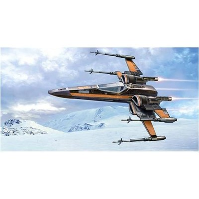 Revell-Star Wars Poes X-Wing F Maket