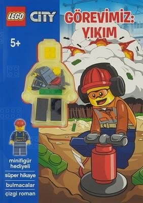 Lego City Görevimiz - Yıkım