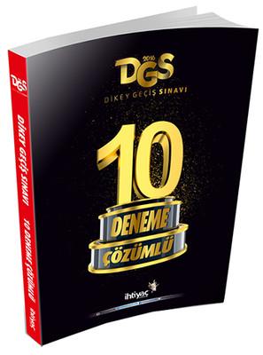 İhtiyaç DGS 10'lu Çözümlü Deneme Seti 2016