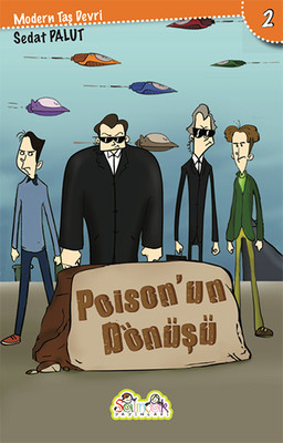 Modern Taş Devri 2 - Poison'un Dönüşü