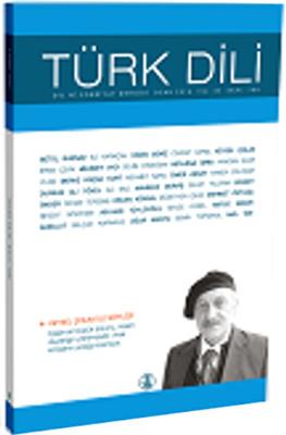 Türk Dili Dergisi Sayı 769