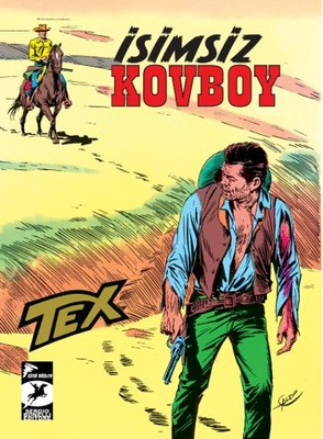 Tex Klasik Seri 18 - İsimsiz Kovboy - Kanadalı Asiler
