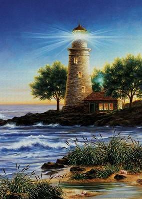 Art Puzzle Fener Isiklarii 500 Parça 4195