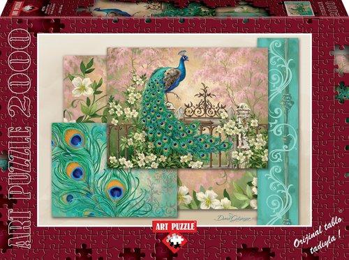 Art Puzzle Bahçemin İncisi 2000 Parça