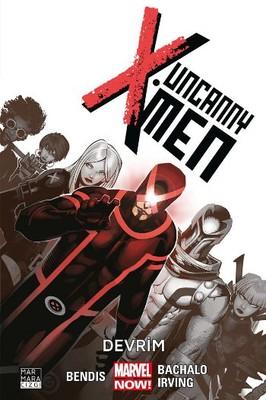 Uncanny X - Men 1 - Devrim