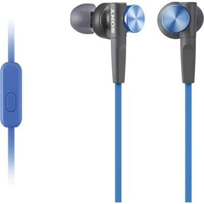 Sony Kulakiçi Kulaklık Mavi MDR XB50AP