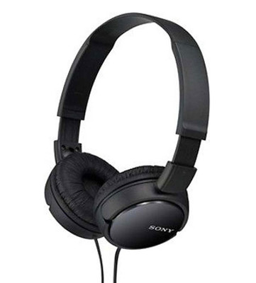 Sony Kafaüstü Kulaklık Siyah MDR ZX110B