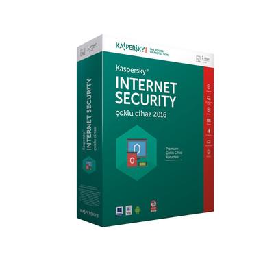 Kaspersky Internet Security 1 Md 2016