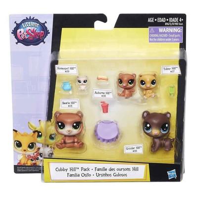 Littlest Pet Shop Minis Ailesi B1902