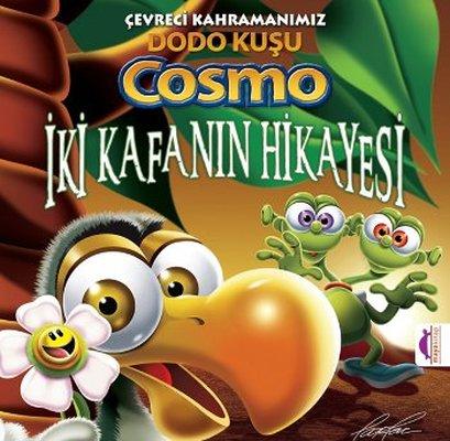 Çevreci Kahramanımız Dodo Kuşu Cosmo - İki Kafanın Hikayesi