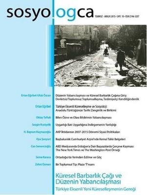 Sosyologca Dergisi Sayı: 10
