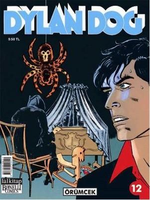 Dylan Dog Sayı 12 - Örümcek