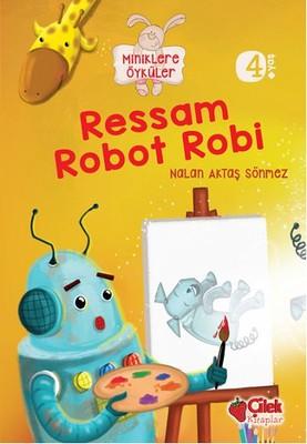 Ressam Robot Robi