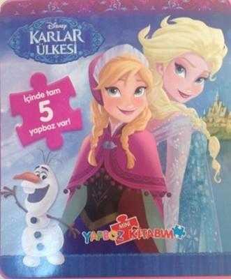 Disney Karlar Ülkesi Mini Yapboz Kitabım