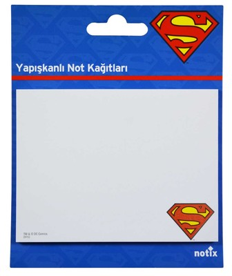 Superman Desenli 50 Yp 100X75 SM-K-FP