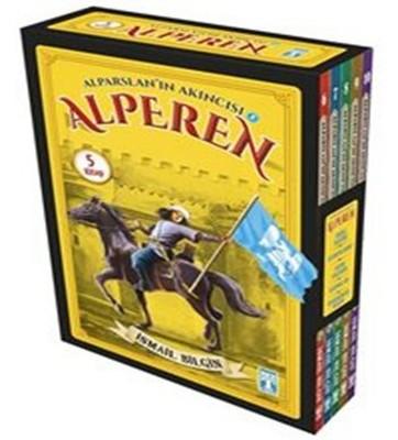 Alparslan'ın Akıncısı Alperen - 5 Kitap Takım