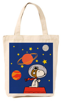 Peanuts Ham Bez Çanta Astronot 004