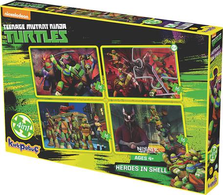 Kirkpabuç Ninja Turtles Heroes In Shell 4x16 Parça TMN.6872