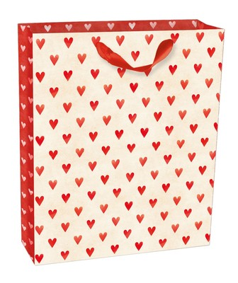 Legami Gift Bag - Medium - Hearts