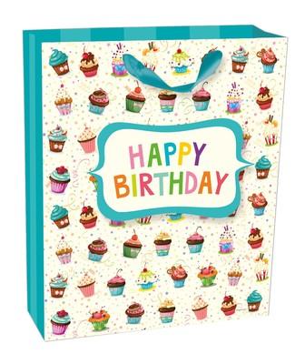 Legami Gift Bag - Medium - Cupcake