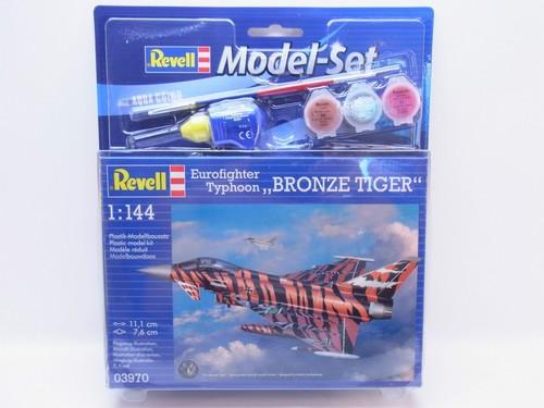 Revell Eurofighter Br Tiger Maket Seti 63970
