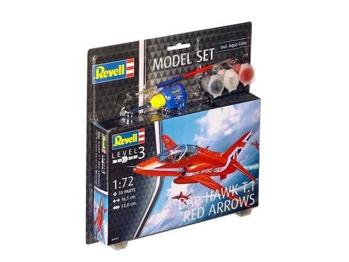 Revell 1:72 Hawk T1 Red Arrow Model Set 64921