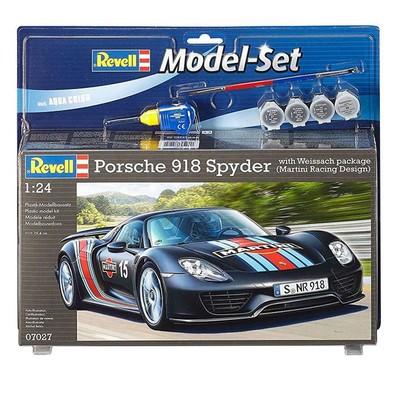 Revell Model Set Star Wars M.Set Porsche 918 Weissach Vba67027