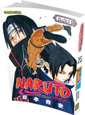 Naruto 25. Cilt